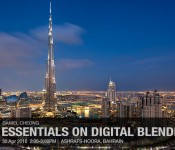 Essentials on Digital Blending - Daniel Cheong