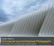 Commercial and Architectural Photography Session