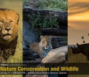 Nature Conservation and Wildlife by Nisha